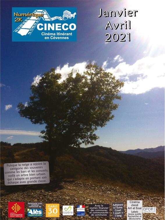 Plaquette Janvier - Avril 2021